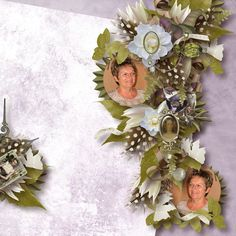 """""""Charming"""" by Butterfly Design  Photo perso  http://scrapbookbytes.com/store/manufacturers.php?manufacturerid=242"""