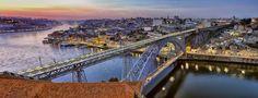 La ciudad celebra la desembocadura del Duero en el Atlántico aferrada a su patrimonio y su cultura - Porto, Portugal