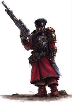 Vostroyan Firstborn  Imperium of Man