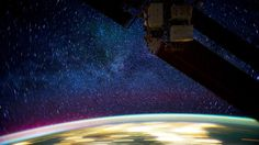 Every frame in this video is a photograph taken by astronauts aboard the International Space Station (ISS).  I created this timelapse on a long weekend after discovering…