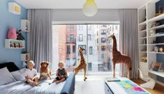 Bedroom Ideas For Kids 54 Stylish Kids Bedroom Nursery Ideas Photos Architectural Digest - Lifestyle & Interior Design Trends Kids Bedroom Designs, Kids Room Design, Design Bedroom, Bed Design, New York Townhouse, Cool Kids Rooms, Room Kids, Manhattan Apartment, Manhattan House