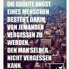 #liebe #angst #vergessen