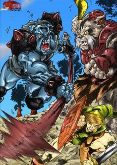 Moblin Legend of Zelda for Link's Blacklist