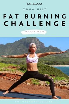 A 15 minute HIIT total body yoga workout class is you low impact cardio yoga fusion practice that will increase your metabolism.   At Home Yoga Workout   This yoga class will bring you to your fat burning zone, and tone
