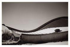 Clássicos da Arquitetura: David S. Ingalls Skating Rink / Eero Saarinen