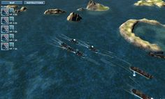 Battle commenced - chasing down the NME cargo ships!