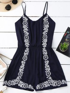 GET $50 NOW | Join Zaful: Get YOUR $50 NOW!http://m.zaful.com/cami-floral-embroidered-romper-p_280038.html?seid=4241331zf280038