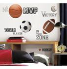 All Star Sports Saying Wall Decal