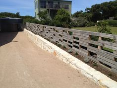 nice fence with old palings by tim day