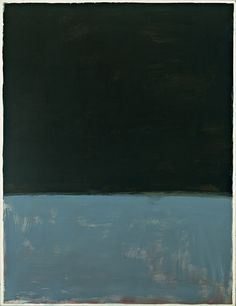 drawpaintprint:    Mark Rothko: Untitled (1969)