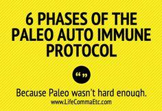 6 Phases of the Paleo Autoimmune Protocol - Life [Comma] Etc