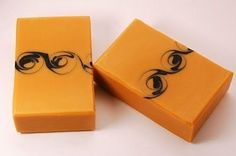 Charlie Brown with a nice circle swirl! Handmade Soaps, Diy Soaps, Color Swirl, Homemade Soap Recipes, Lavender Soap, Cold Process Soap, Home Made Soap, Bar Soap, Soap Making