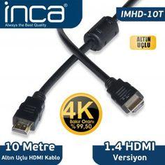 10 METRE 1,4 V 3 D 4K ALTIN UÇ HDMI KABLO #pc #alışveriş #indirim #trendylodi  #bilgisayar  #bilgisayarcevrebirimleri  #teknoloji
