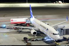 Boeing 737-8U3 aircraft picture
