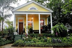 Shotgun geography: the history behind the famous New Orleans elongated house | NOLA.com