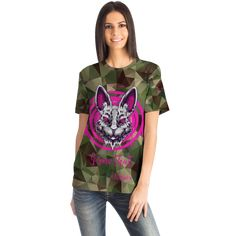 Best T Shirt Designs, High Definition, Cool T Shirts, Camouflage, Crew Neck, Short Sleeves, Printing, Lovers, Unisex
