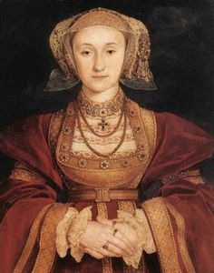 Anne of Cleves. One of two wives to survive a marriage with Henry the VIII