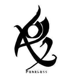 Cassandra Clare's guide to runes – in pictures Mini Tattoos, Cute Tattoos, Body Art Tattoos, Tatoos, Rune Symbols, Ancient Symbols, Mayan Symbols, Egyptian Symbols, Shadowhunter Tattoo