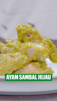 Spicy Recipes, Asian Recipes, Chicken Recipes, Ethnic Recipes, Indonesian Food, Delicious Food, Macaroni And Cheese, Chili, Food And Drink