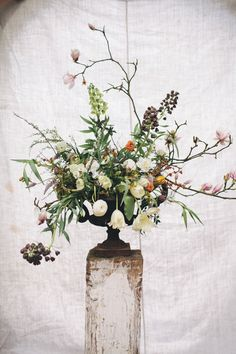 Florist Friday : Behind the Scenes at a 1:1 Class with Jo Flowers | Flowerona