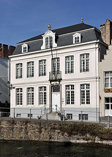 The Nun's Story (film) - Wikipedia This house on the Sint-Annarei (nl) in Bruges was a backdrop of the movie