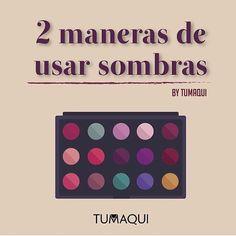 @tumaqui Tips para usar las Sombras  en el Perfil @tumaqui