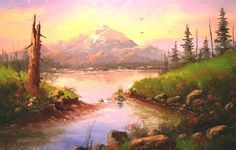 jerry yarnell paintings - Google Search