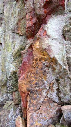 Rocks. Colors. Rocks, Meat, Colors, Food, Essen, Colour, Meals, Stone, Batu