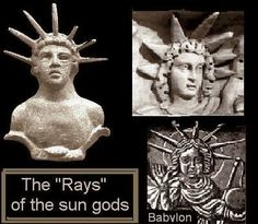 Given by the French. Is our Statue of Liberty just a statue? ...The Secret Worship of the Illuminati: The Statue of Liberty is Anunnaki Goddess Inanna