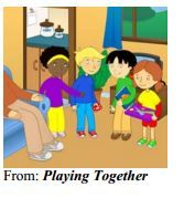 Teaching Skills for Playing with Other Children  - pinned by @PediaStaff – Please Visit ht.ly/63sNtfor all our pediatric therapy pins