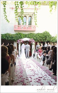 Fall Wedding At The Clarke Estate In Santa Fe Springs Ca Photo Front Of Wooden Red Door Entrance Stothek Pinterest