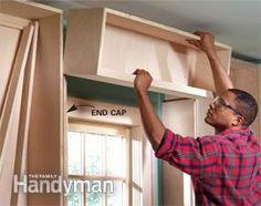 Photo 11: Install the window shelf