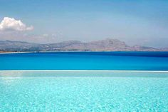 Lindos Blu - Rhodes, Greece -  Great place for a romantic getaway