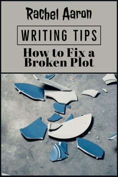Writing Wednesday: How to Fix a Broken Plot Writing A Book, Writing Tips, Fun To Be One, Outline, Author, Books, Write A Book, Libros, Book