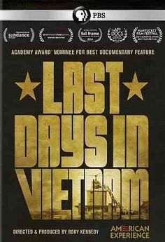 This Academy-award nominated documentary traces the chaos and upheaval of the final hours of the Vietnam War through the eyes of key witnesses to the Fall of Saigon: a disillusioned ambassador, a colo