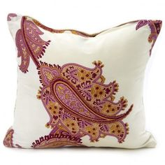 I clicked to check this pillow out, $400! I won't be adding this to my couch... :(