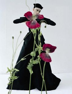 Tim Walker. Fashion is a factory that manufactures desire