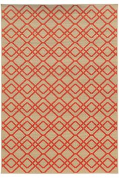 Lorenzo Area Rug - This site has rugs in non-standard sizes and comes with a free rug pad