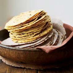 Corn Tortillas // More Great, Quick Mexican Recipes: http://www.foodandwine.com/slideshows/quick-mexican #foodandwine