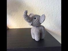 Tuto amigurumi éléphant au crochet - YouTube