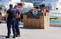 Federales incautan cocaína valorada en $11.5 millones...