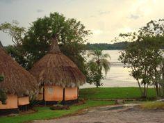 amazonas - venezuela Gazebo, Outdoor Structures, House Styles, World, Amazon, Jungles, Countries, Venezuela, Tourism