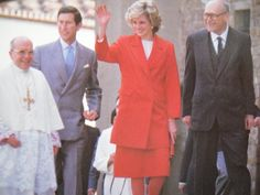 """Diana & Charles - The Italian Tour _ Suite """"Florence - Le 23 Avril 1985"""""""