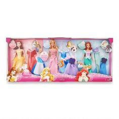 Disney Dreams Come True Dolls - 3pk. $40.00