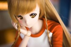 Mirai Suenaga Smart Doll by 水果綠