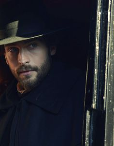 Tom Mison (Tell me again, why am I not watching 'Sleepy Hollow'?)