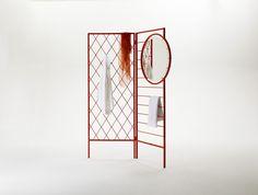 Apparel, wardrobe & roomdivider by Vera Kyte