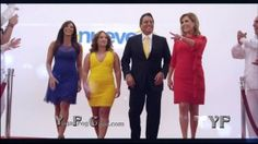 2014 Daytime Emmys - Un Nuevo Día (A New Day), WON for Best Spanish Morning Show. This show airs on the Telemundo television network since 2008. It is broadcast from the network's studios in Miami, Florida, and is hosted by Rashel Diaz, Daniel Sarcos, Ana Maria Canseco, and Adamari López.  Journalist Neida Sandoval is the show's news anchor who provides regular national and world news updates during the show as of 2013.