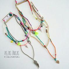 #Etnic Necklace