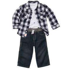 Cute Baby Boy Outfit
